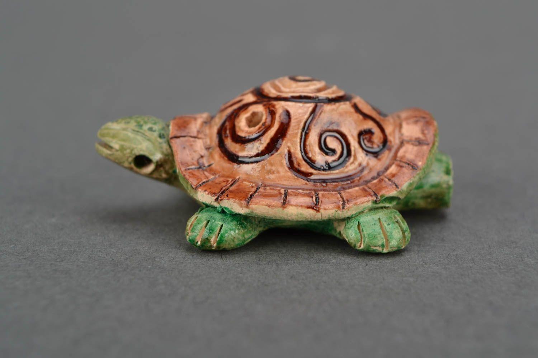 Черепаха из глины своими руками
