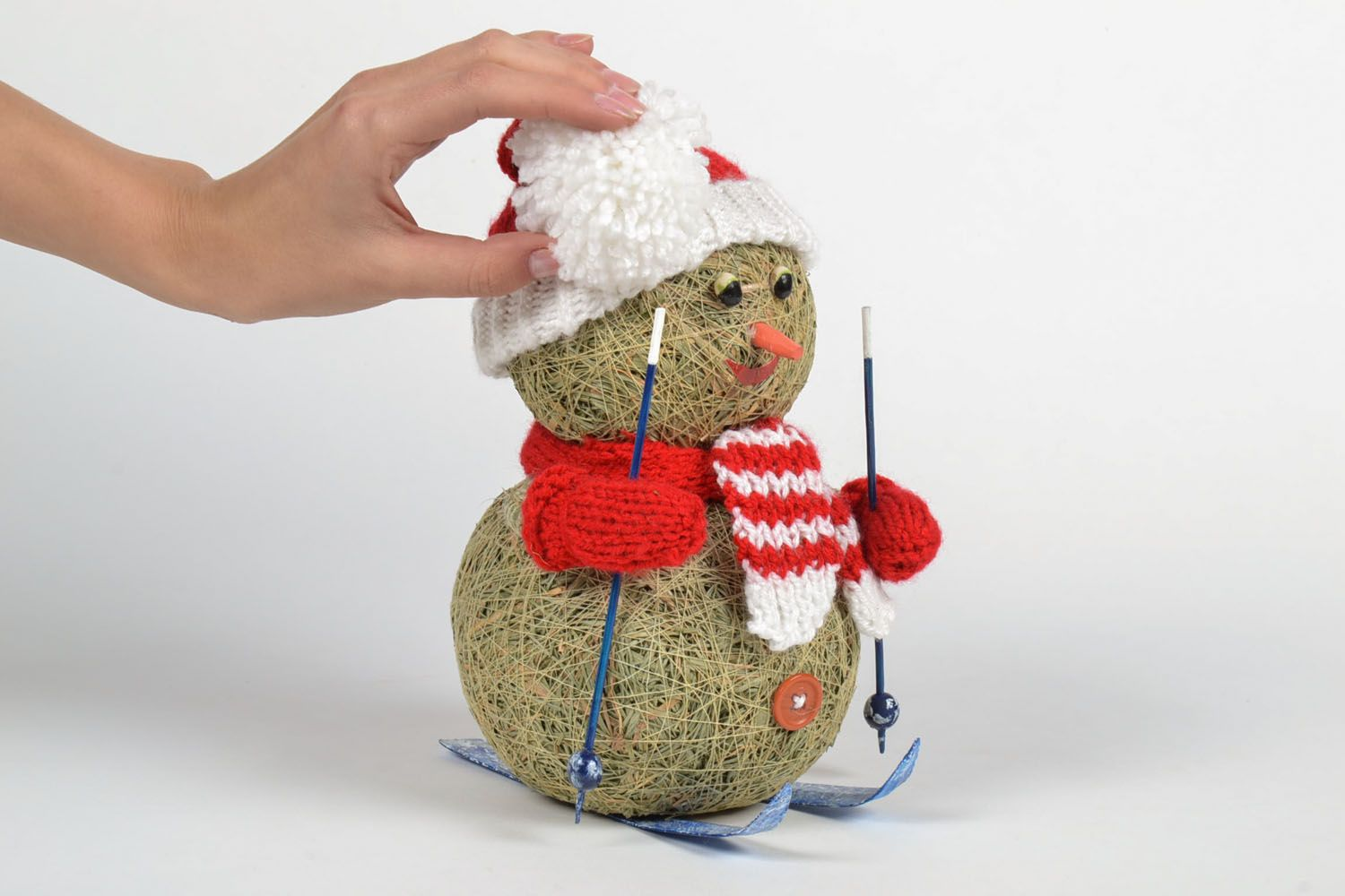 Christmas decoration Snowman photo 5