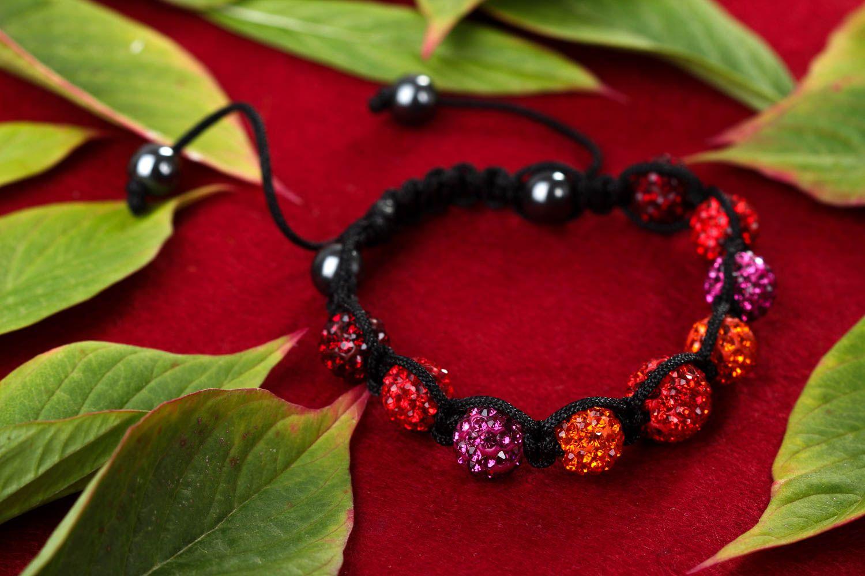 Beaded jewelry handmade woven bracelet vintage bracelet fashion bijouterie photo 1