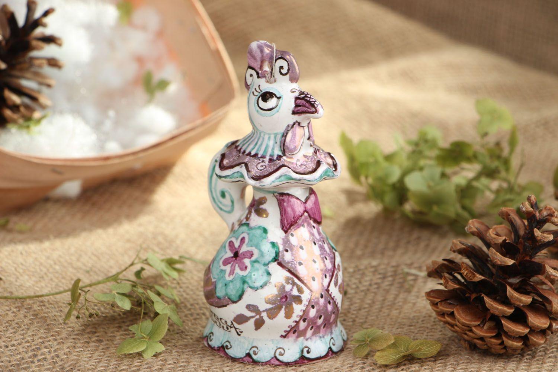 Designer ceramic bell photo 5