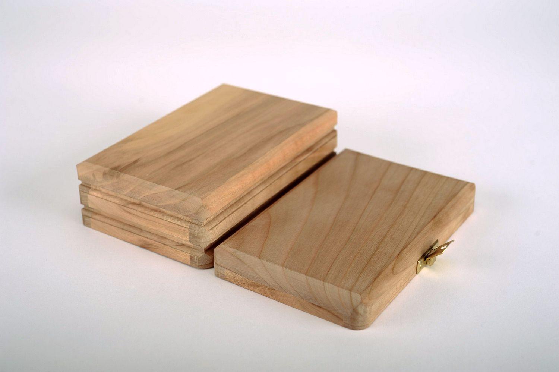 madeheart caja de madera para manualidades