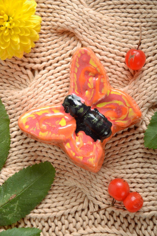 Butterfly fridge magnet  photo 1
