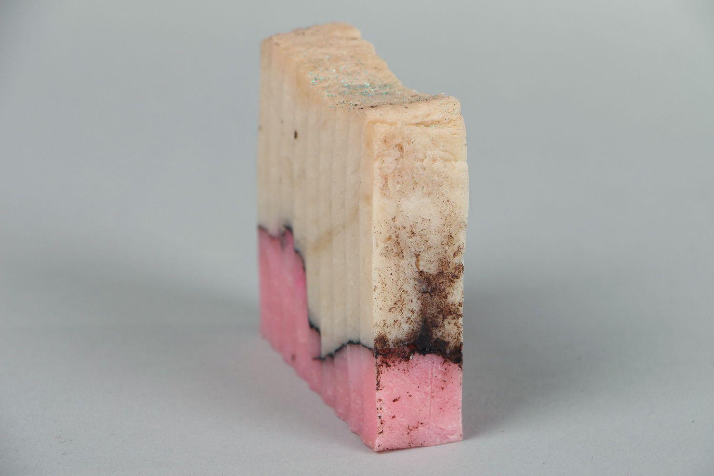 Handmade natural soap photo 2