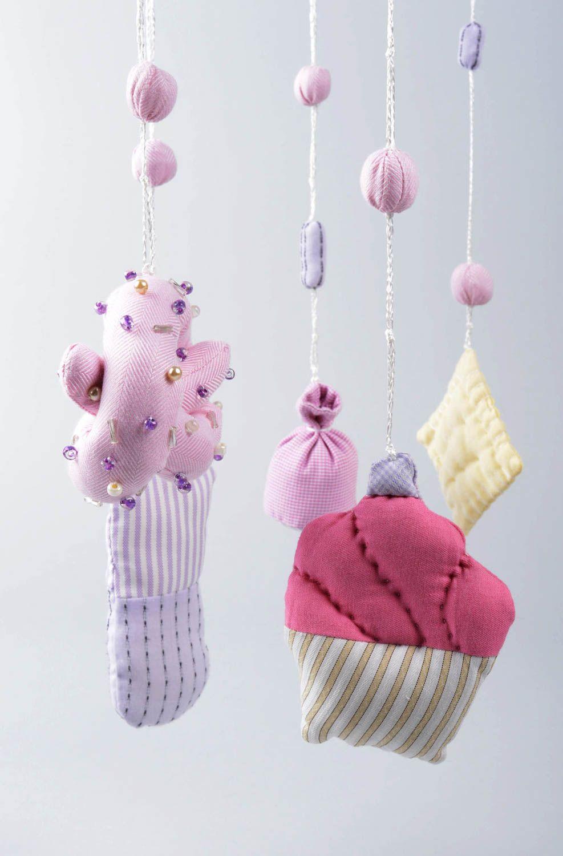 Madeheart Gt Crib Mobil Handmade Baby Crib Toys Stylish