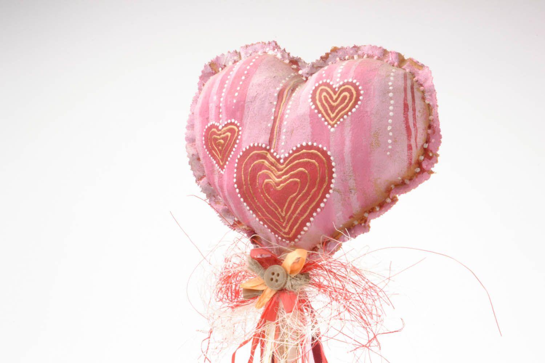 Topiary heart photo 4