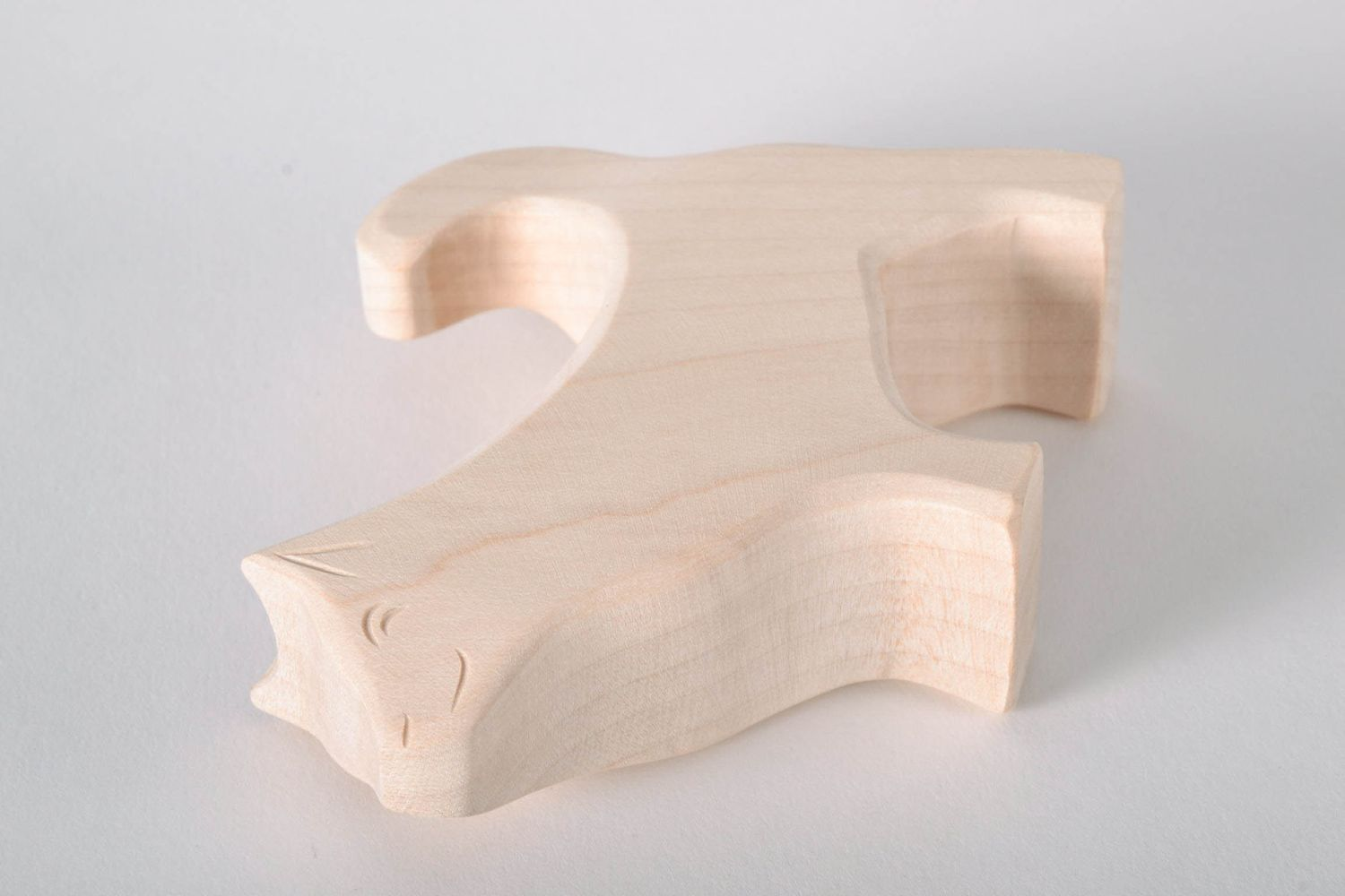 Wooden toy Little Husky photo 4