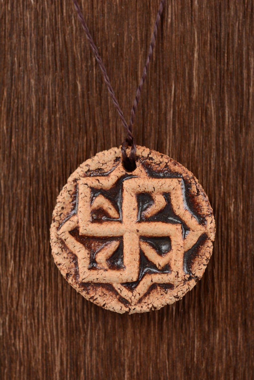 Slavic neck amulet Molvinets photo 4