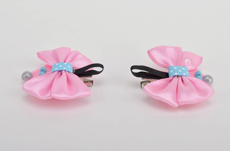 los accesorios infantiles Moños para el pelo hechos a mano adornos para el cabello accesorios infantiles