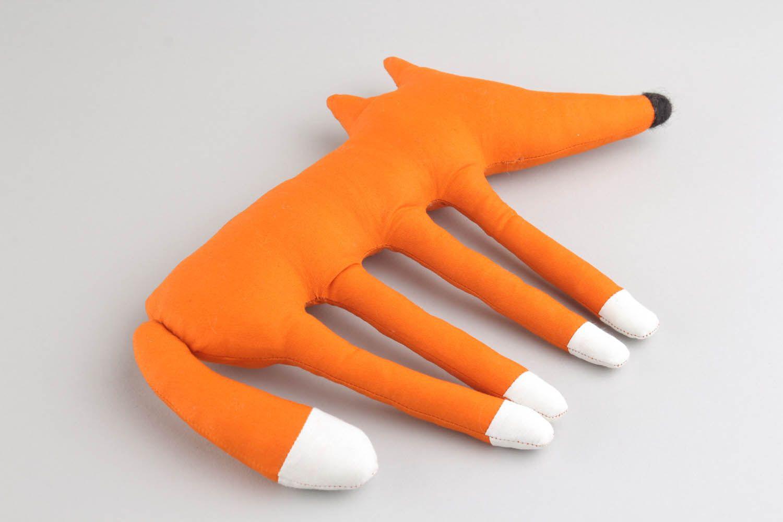 Soft toy Fox photo 2