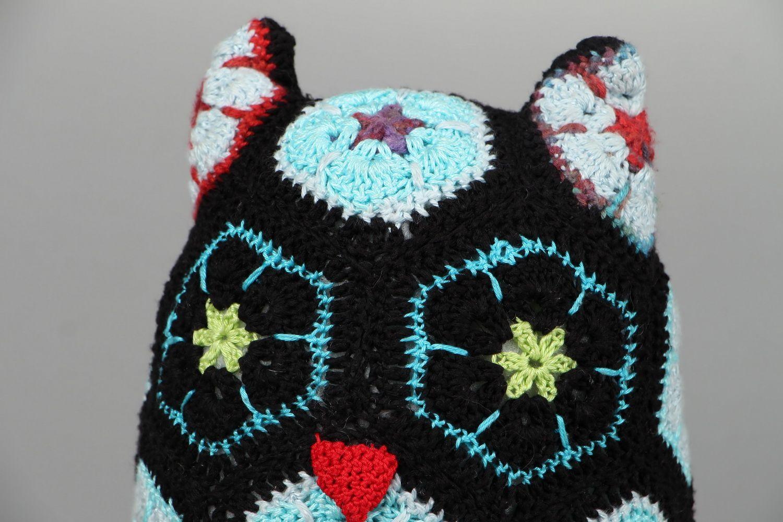 Soft Toy Owl photo 2