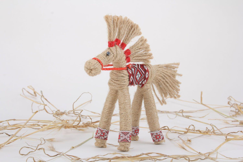 Slavic amulet Horse photo 5