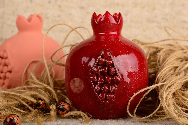 Madeheart jarr n de cer mica artesanal para flores for Decoracion en ceramica artesanal
