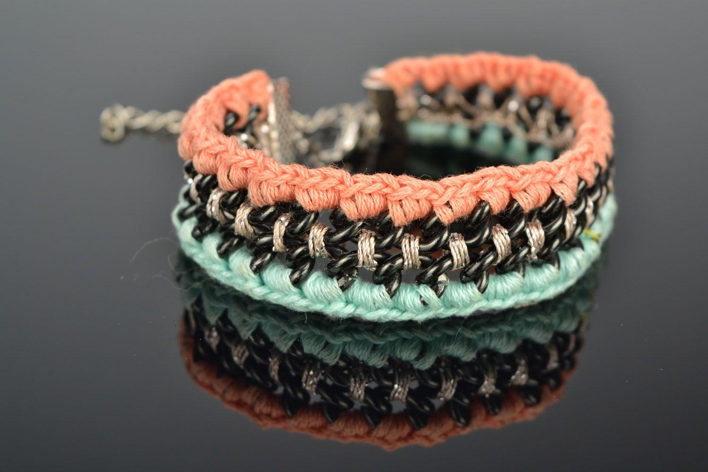 Friendship bracelet photo 1