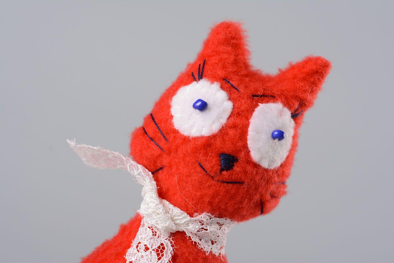 Fragrant fleece toy Kitten photo 2