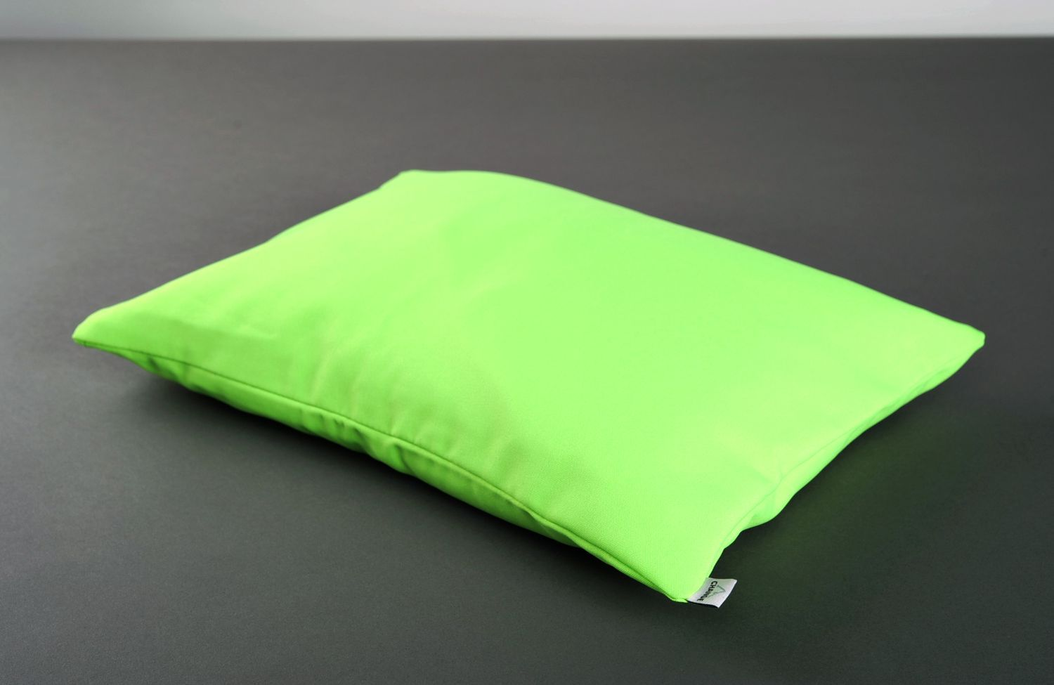 Yoga pillow filled with husk photo 4