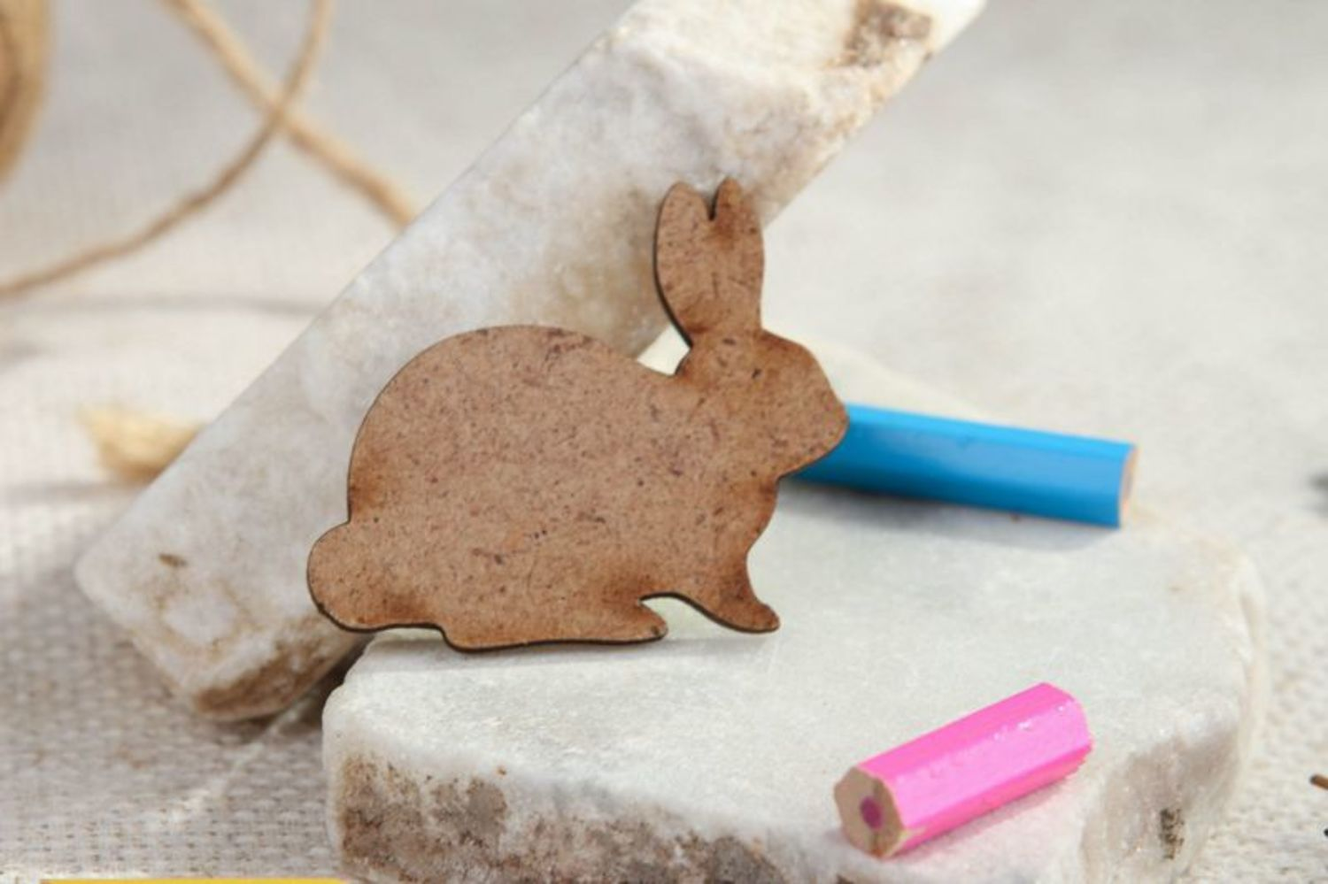 Chipboard Hare photo 4