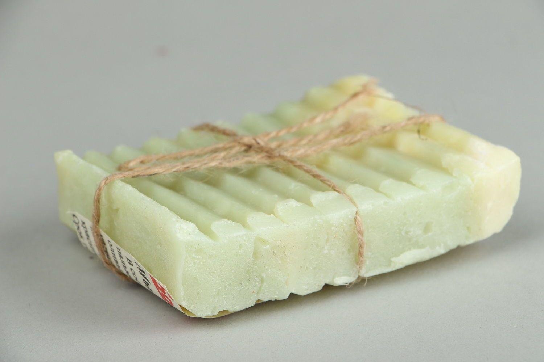 Natural soap Menthol photo 3