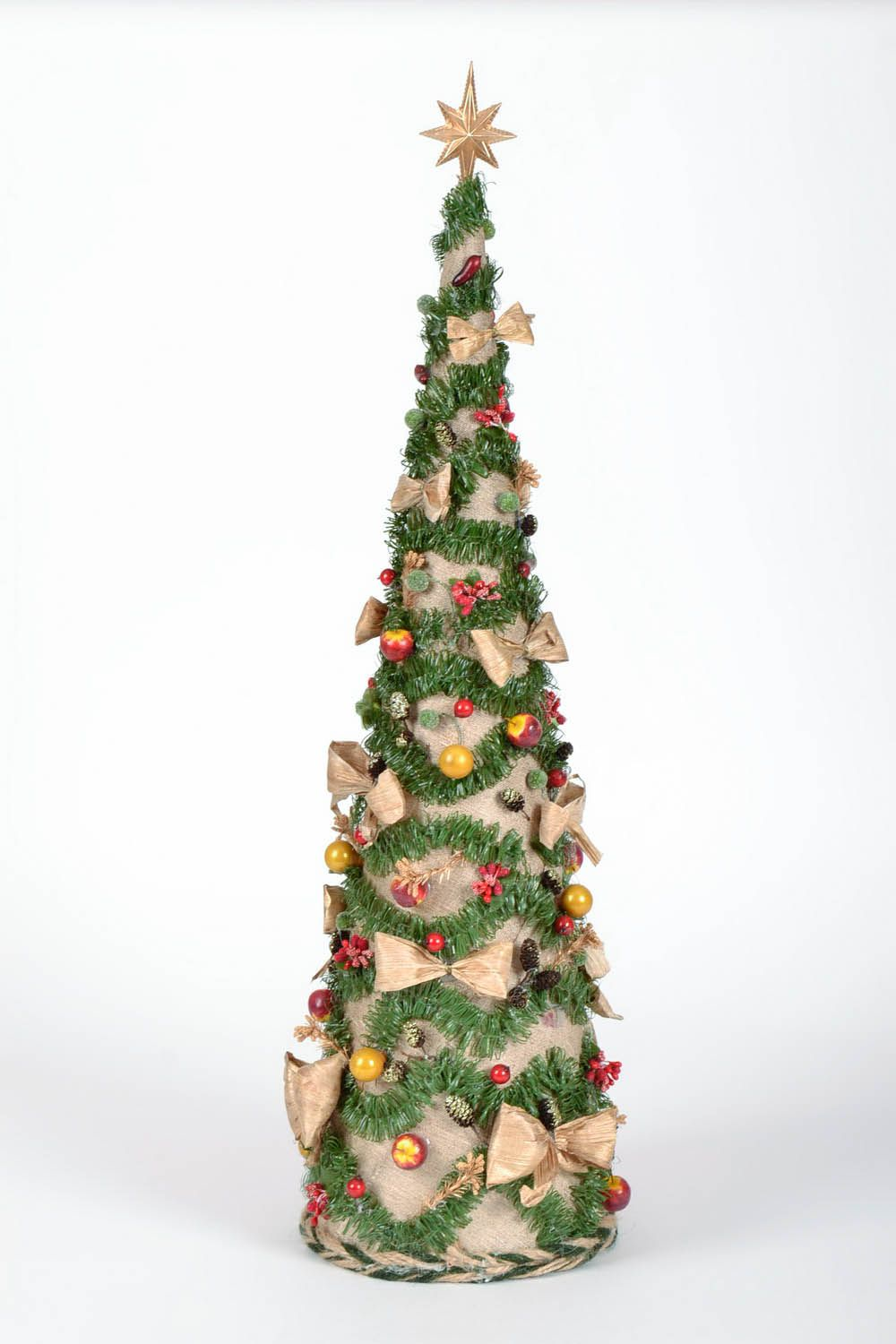 Decorative Christmas tree photo 3