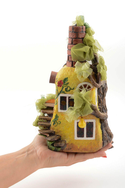 Madeheart candelero de cristal hecho a mano decoraci n for Decoracion hogar original