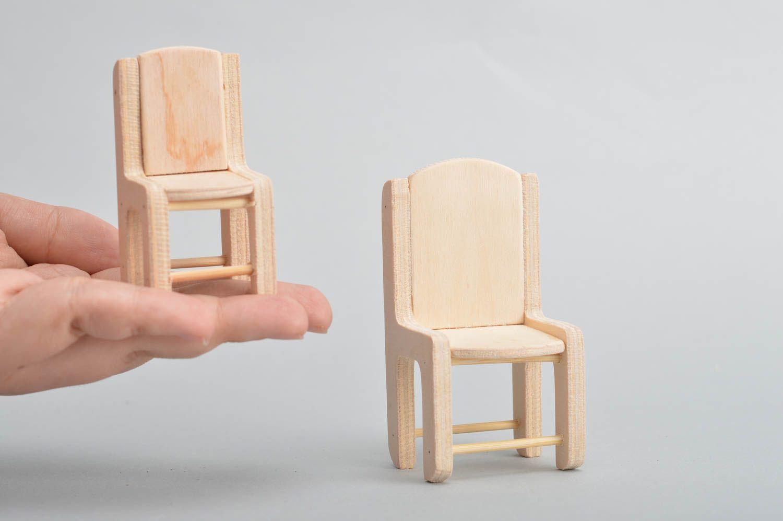 Madeheart Muebles De Mu Ecas En Miniatura Con Forma De Dos  # Muebles Hechos A Mano
