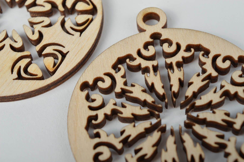 Madeheart colgantes artesanales adornos navide os - Adornos navidenos artesanales ...
