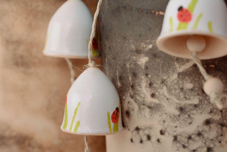 Designer ceramic bells photo 1