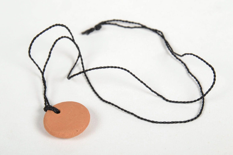 Clay Zodiac pendant for Libra photo 4