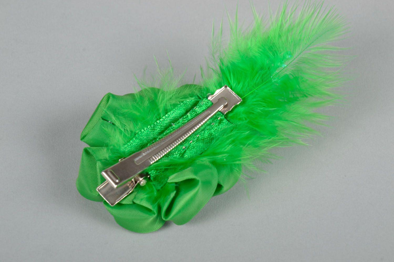 Festive hair clip photo 4