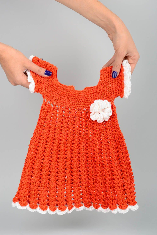 baby kleid handmade kinder mode festliche kleider kinder gehäkelt für  mädchen
