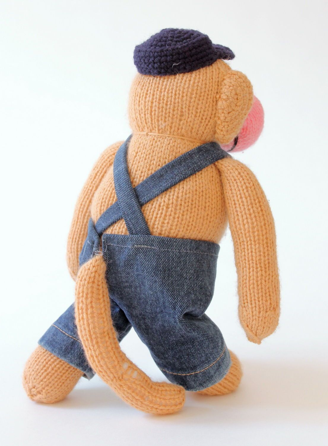 knitted toys Soft toy