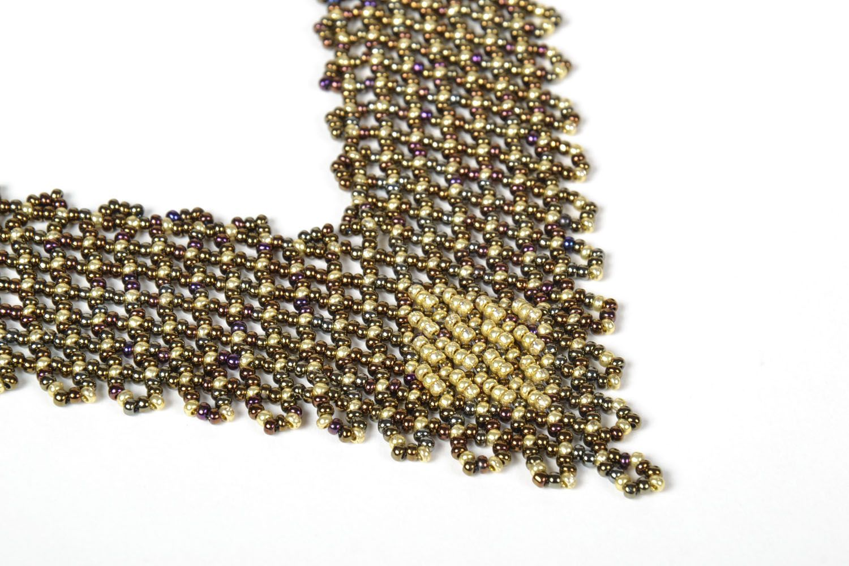 Handmade necklace photo 2