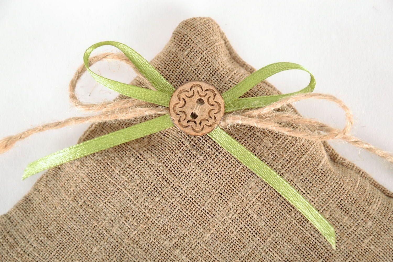 Flax sachet with herbs photo 5