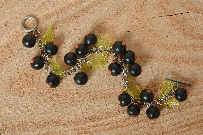 Chain bracelet handmade jewelry bead bracelet metal jewelry charm bracelet photo 2