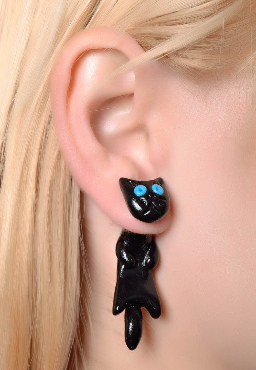 Ear stretching plugs Earring