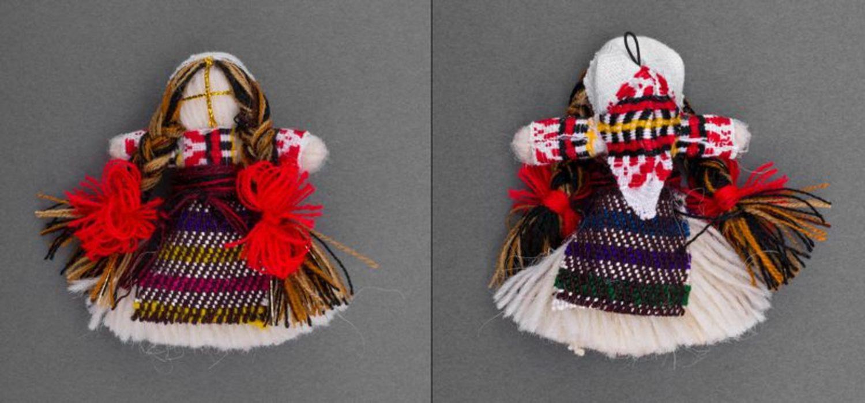 Ethnic motanka doll photo 1