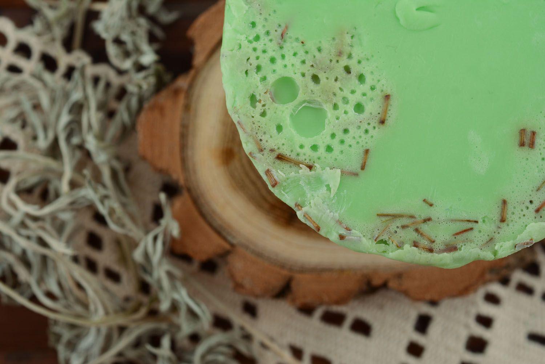 Pine soap photo 2