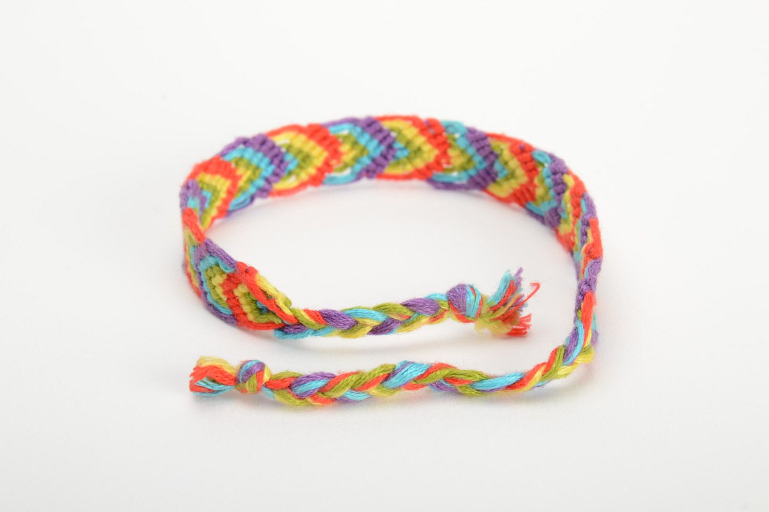 embroidery thread diy friendship complicated bracelet crazy the dsc