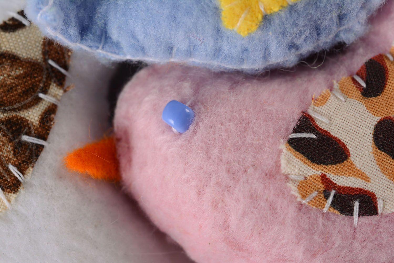 Set of fabric toys Birdies photo 2