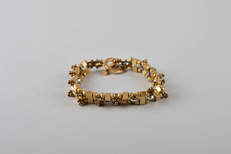 beaded bracelets Womens handmade beaded bracelet costume jewelry designs unusual gifts for her - MADEheart.com