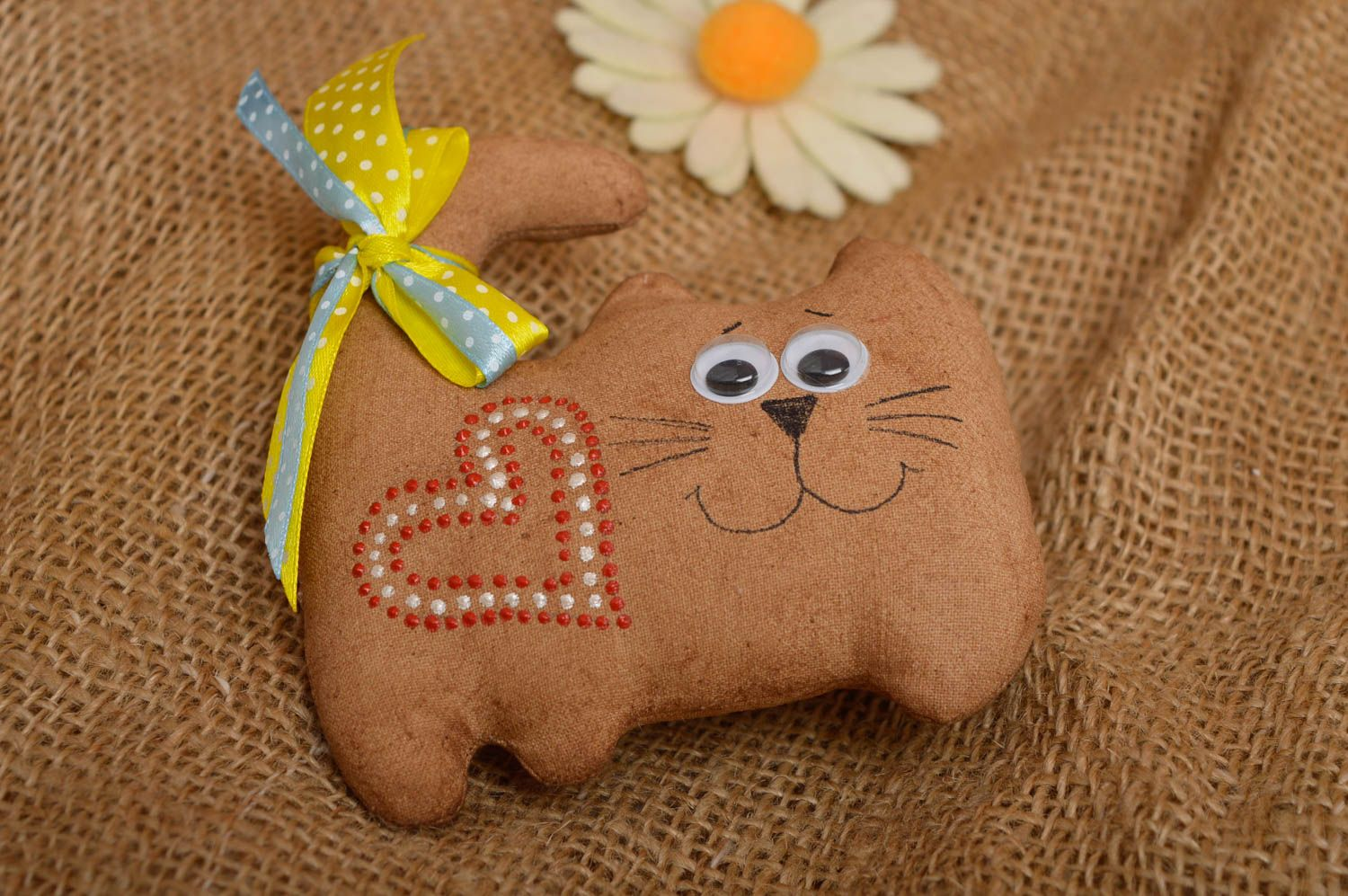 Homemade stuffed toy fridge magnet cool magnets for decorative use only photo 1