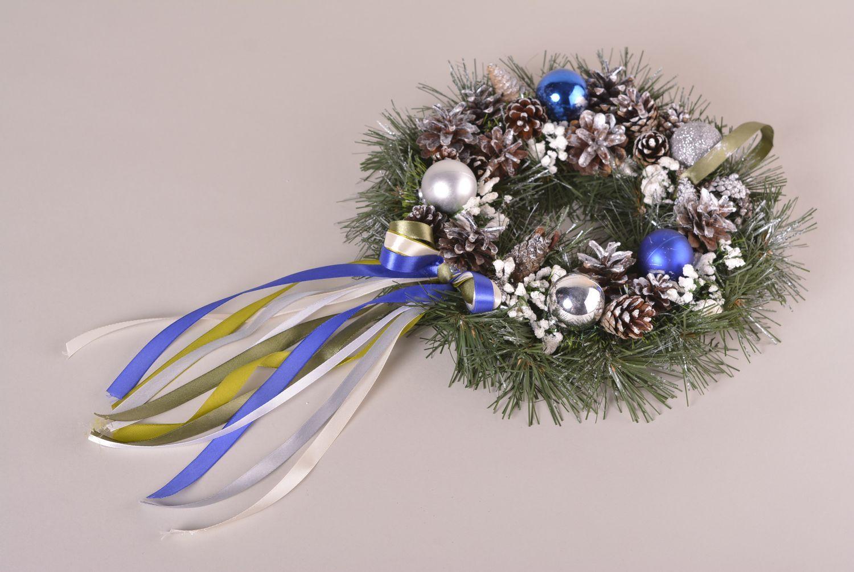 Türkranz Modern madeheart handmade deko weihnachts kranz schöne deko für zuhause