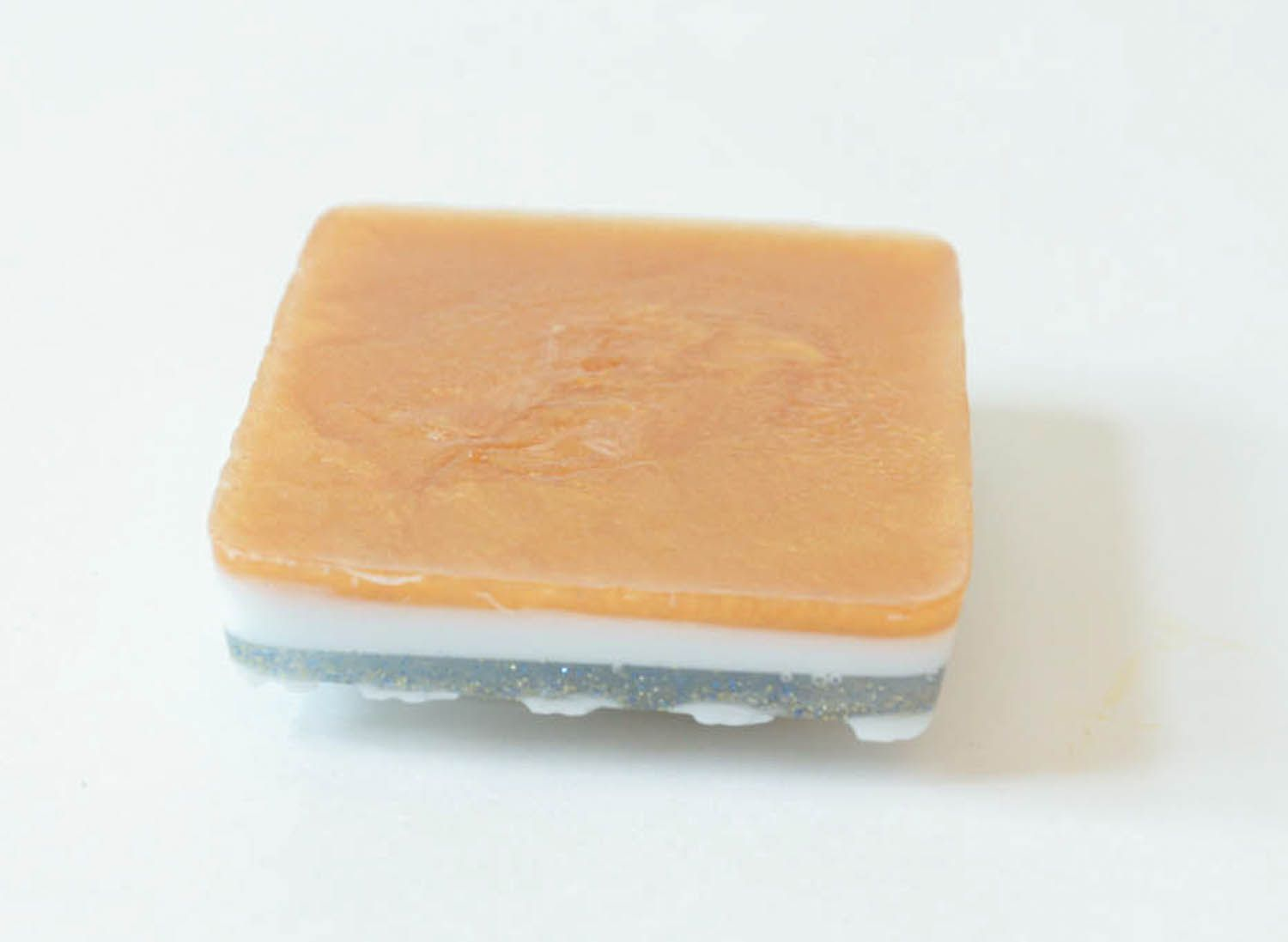 Gentle soap with natural oils photo 2