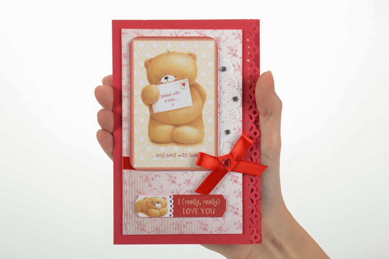 Homemade greeting card photo 5