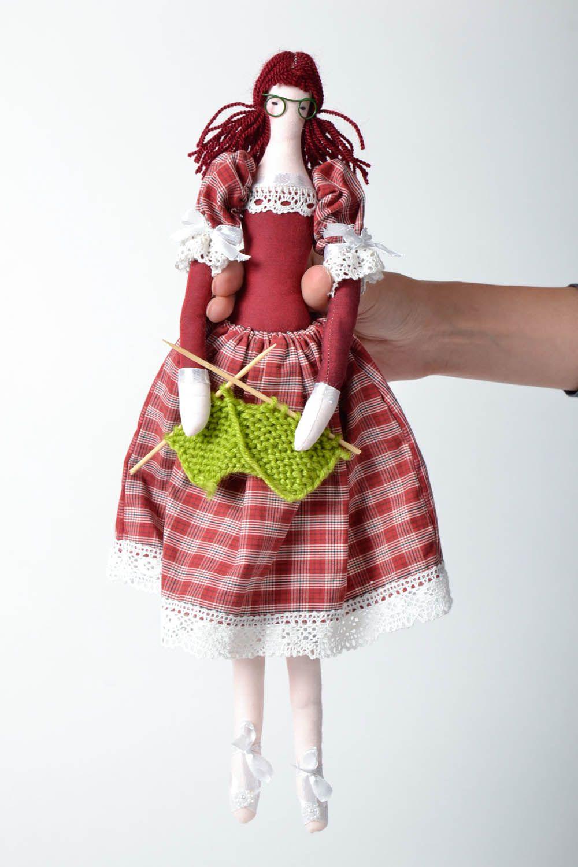 Decorative doll photo 4