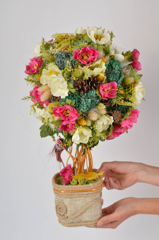 Designer topiary handmade tree table decor housewarming gift decorative use only photo 5