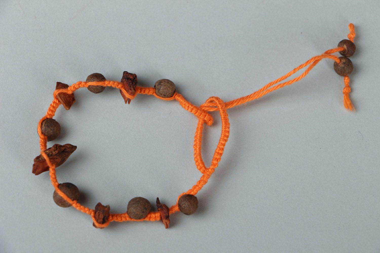 Homemade aroma bracelet photo 1
