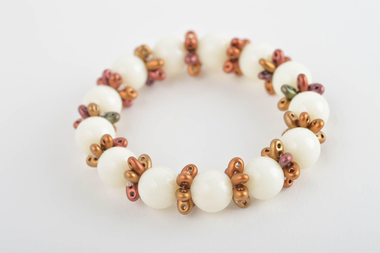 Wrist bracelet handmade jewellery bead bracelet fashion accessories gift for her photo 5