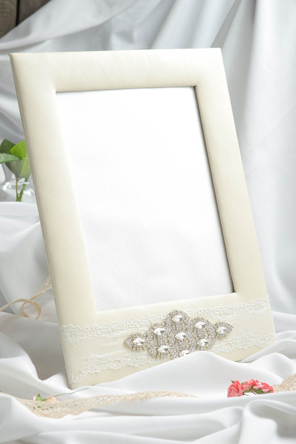 Beautiful handmade photo frame handmade accessories interior decorating photo 1