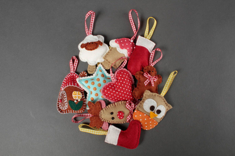 Madeheart juguetes decorativos lindos adornos navide os - Adornos navidenos artesanales ...
