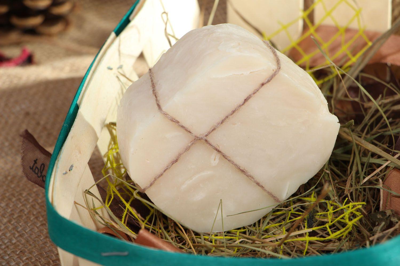 Oily homemade soap photo 5